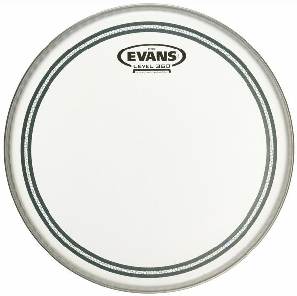 Evans Edge Control 10-inch Tom Drum Head - B10EC2S